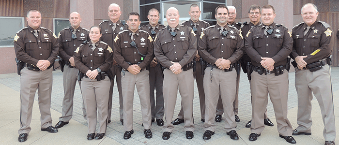 Harrison Co Reserve Officers